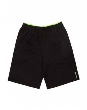 HEAD Youth Fleece Lined Shorts