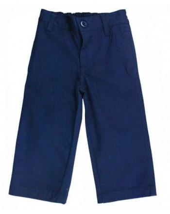 RuggedButts Little Boys Chino Pants