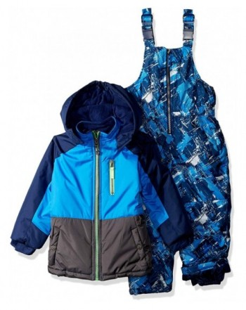 iXtreme Colorblock Snowsuit Fleece Vestee