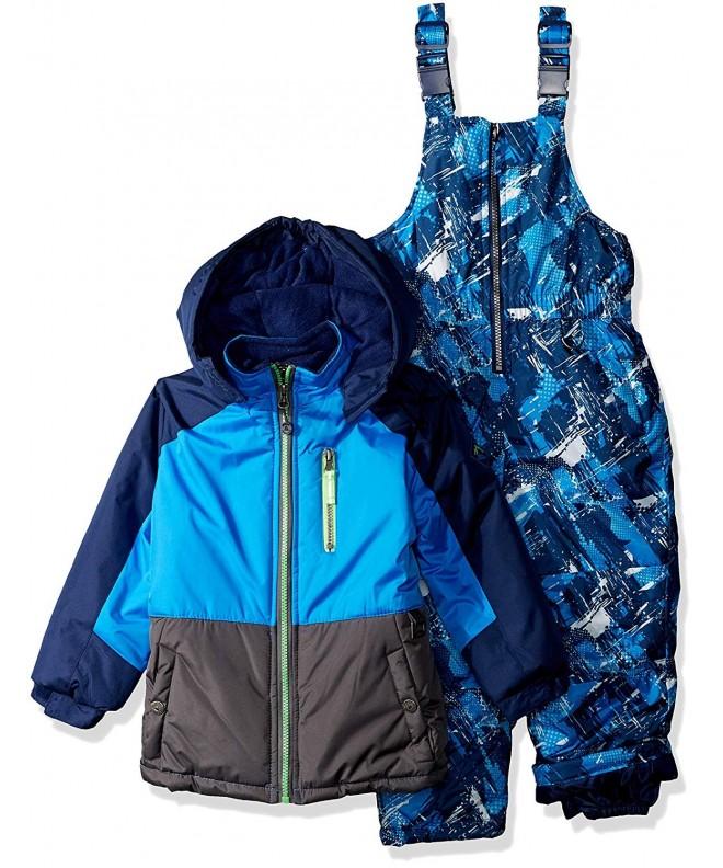 iXtreme Colorblock Snowsuit Fleece Vestee