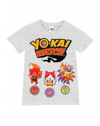 Yokai Watch Yo Kai Boys T Shirt