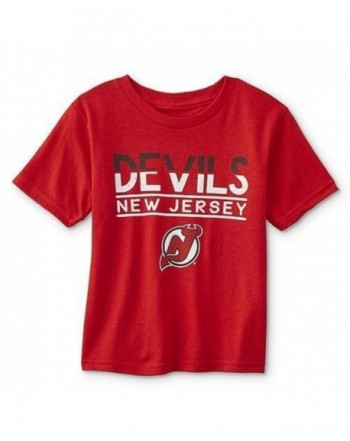 Knights Apparel Toddler Jersey Devils