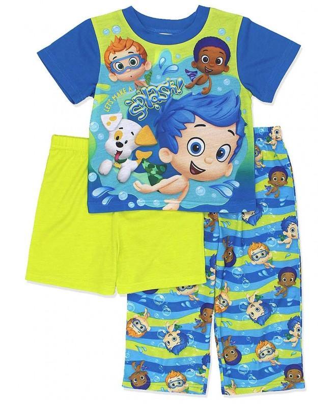 Bubble Guppies Toddler Shorts Pajamas
