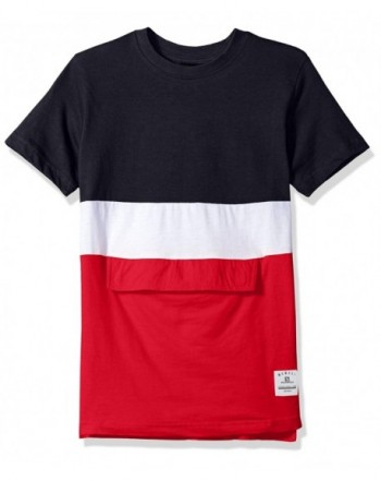 Southpole Colorblock Short Sleeve Fashion