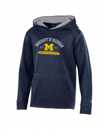 University Michigan Wolverines Champion Sweatshirt