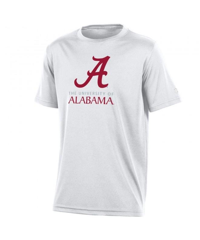 University Alabama Crimson Champion T Shirt