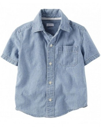 Carters 243B564 Woven Shirt 243b564