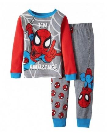 Marvel Spiderman Amazing Toddler Pajamas