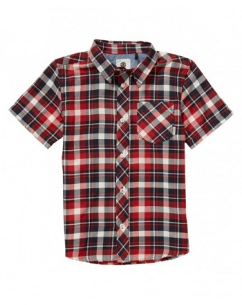 Latest Boys' Button-Down Shirts Clearance Sale