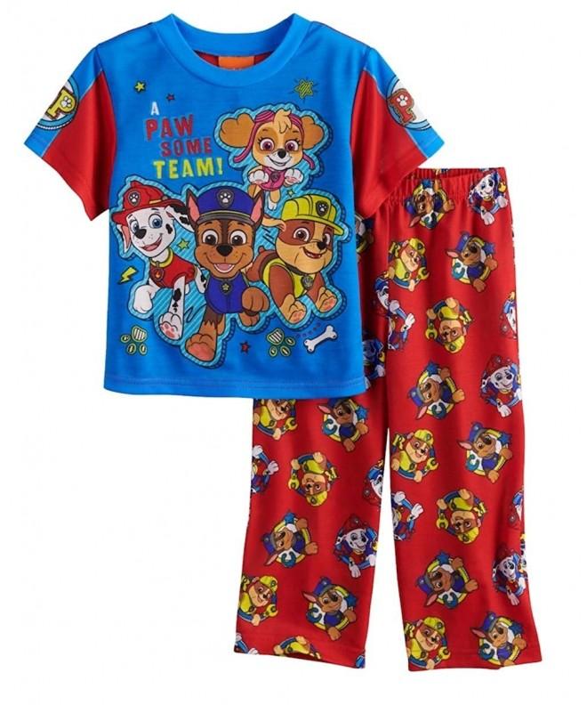 4df7aac98 Paw Patrol Chase - Marshall - Rubble & Skye 2-Piece Pajama Set ...