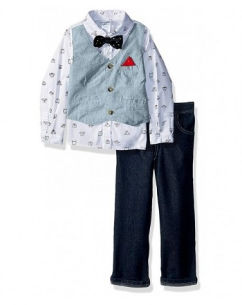 Nannette Toddler Piece Dressy Boys
