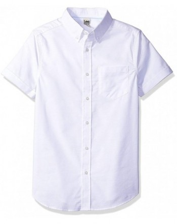 Lee Uniforms Short Sleeve Oxford