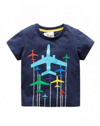 Onlyso Toddler Little Chromatic Airplane