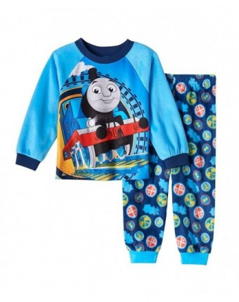Toddler Thomas Engine Fleece Pajamas