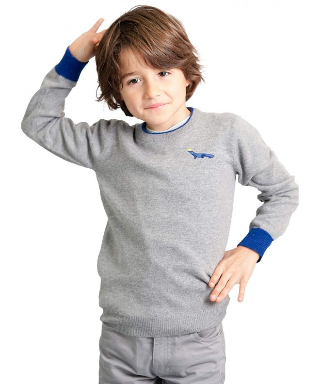 Dakomoda Toddler Cashmere Sweater Crewneck