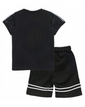 New Trendy Boys' Short Sets Clearance Sale