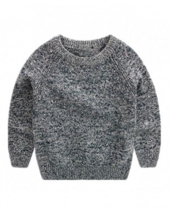 Motteecity Little Boys Sleeve Sweater