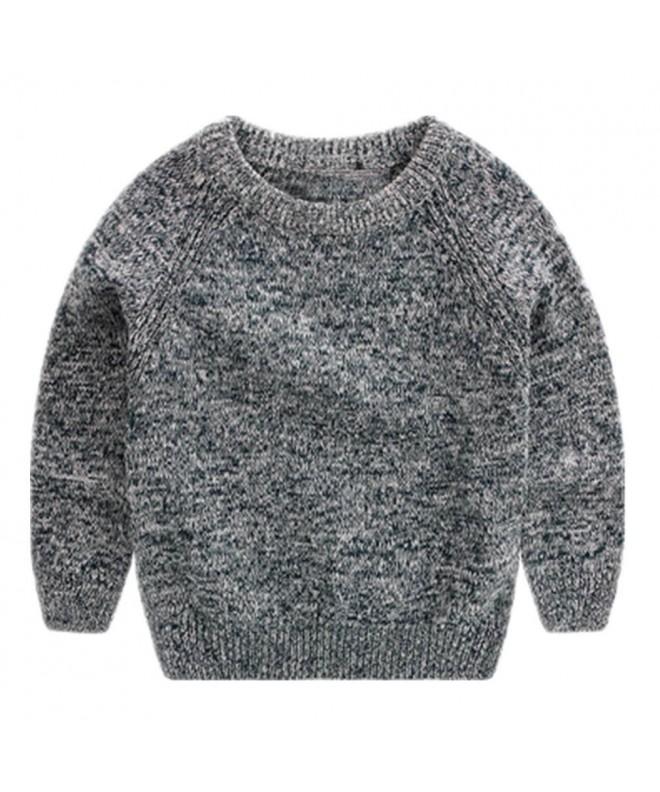 Motteecity Little Boys Sleeve Sweater