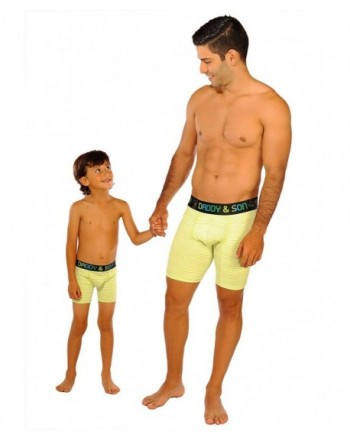 Briefs Matching Stretch Underwear Father