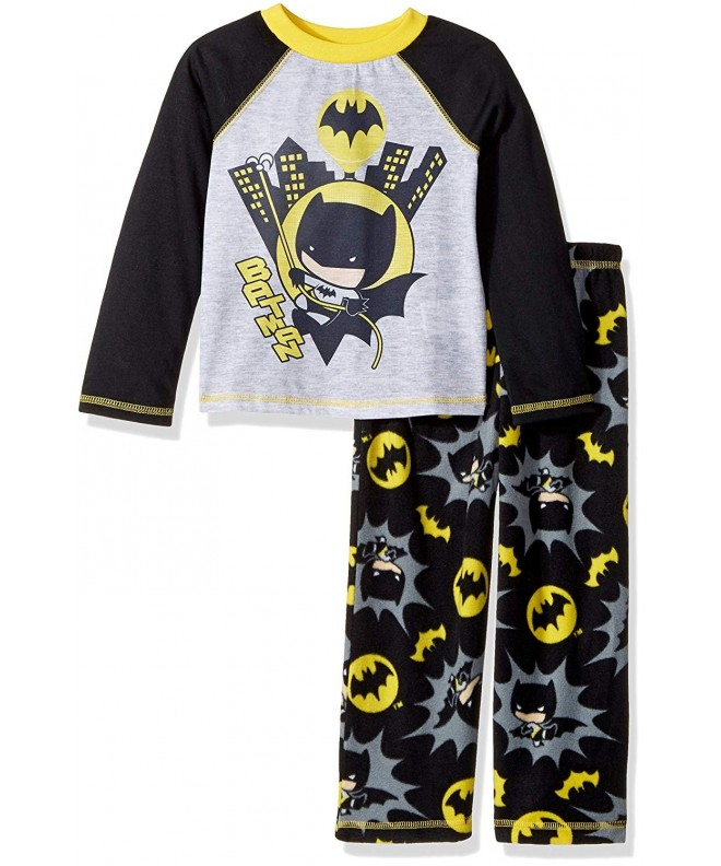 DC Comics Superhero Sleeve Pajama