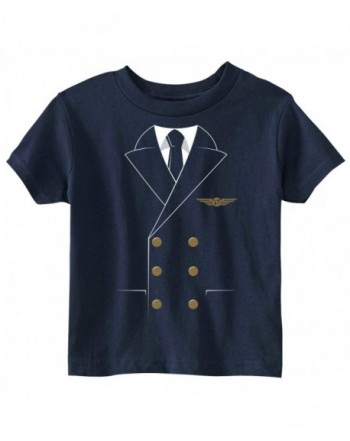 Luso Aviation Pilot Uniform T Shirt