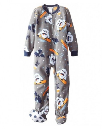 Discount Boys' Blanket Sleepers Wholesale