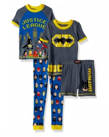 Justice League Toddler Cotton Pajama