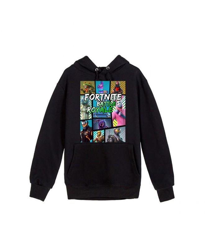 Novelty Younth Hoodie Hooded Sweatshirt
