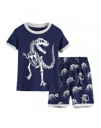 Hsctek Toddler Cotton Pajamas Toddler 9