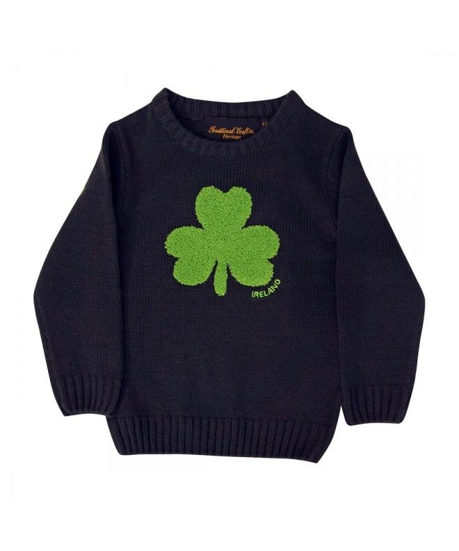 Other Brands Ireland Sweater Shamrock