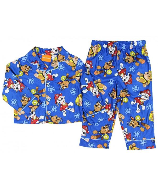 Paw Patrol Toddler Button Pajama