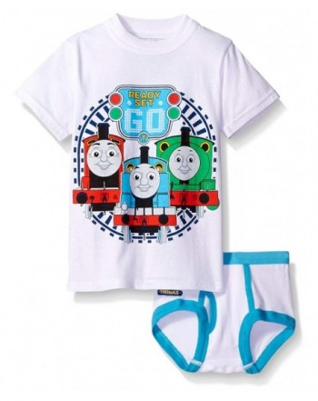 Thomas Train Boys Underwear T Shirt
