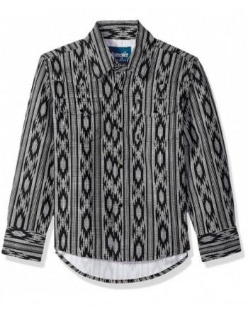 Wrangler Sleeve Pockets Front Shirt