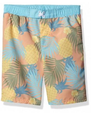 Sol Swim Swim 4 7 Pineapple Separate Swimtrunk
