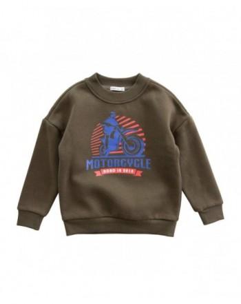 CUNYI Fashion Sweatshirt Crewneck Pullover