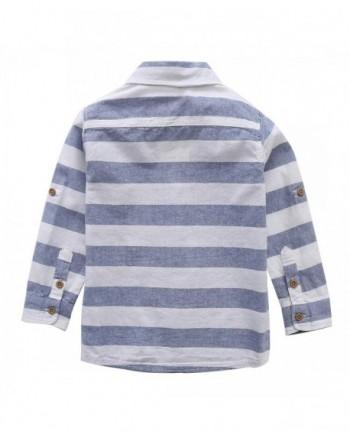 Boys' Button-Down Shirts