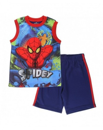 Spiderman Marvel Little Sublimated Spidey
