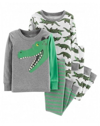 Carters Toddler Pajama Cotton Dinosaur