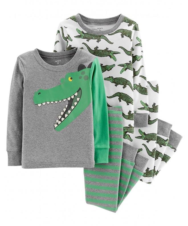 Carters Toddler Pajama Cotton Dinosaur