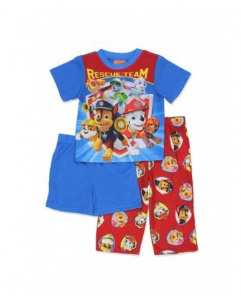 Patrol Shorts Pajamas Toddler Nickelodeon