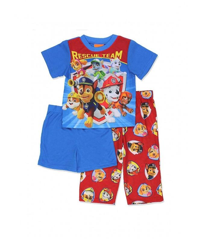 Patrol Shorts Pajamas Toddler Nickelodeon