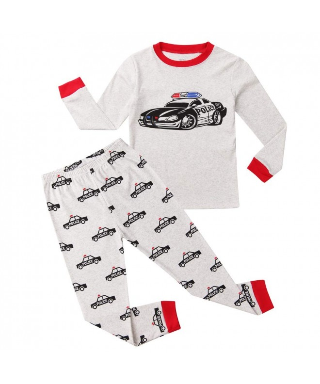 Hsctek Pajamas Children Sleepwear Clothes