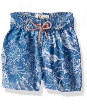 Maaji Print Elastic Swimsuit Trunks