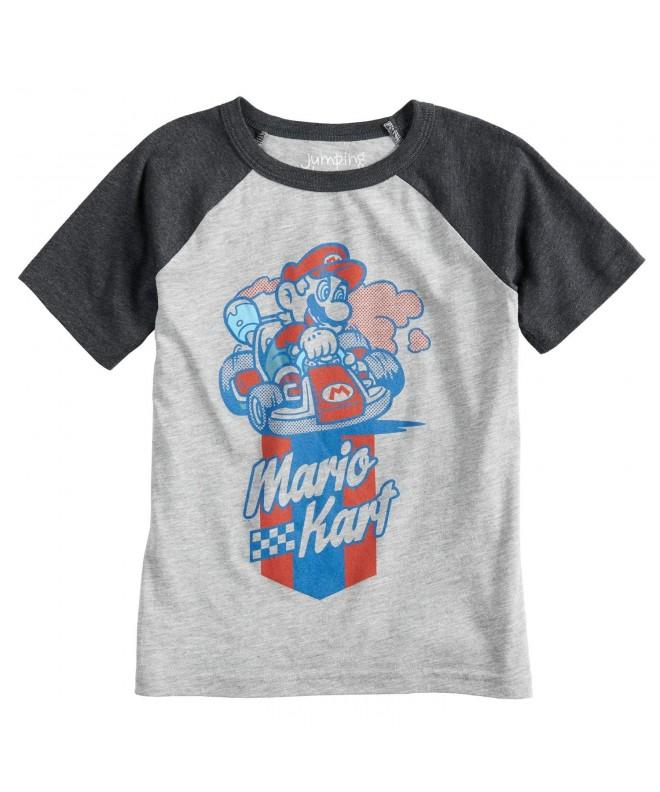Mariokart \u2018Thwomp\u2019 toddler graphic tee