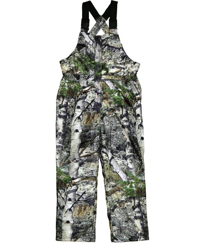 TrailCrest Insulated Waterproof Overalls Pattern