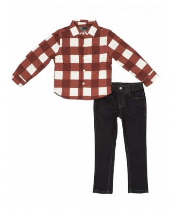 Nautica Sleeve Shirt Jacket Denim