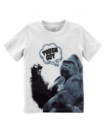 Carters Short Sleeve Tough Gorilla