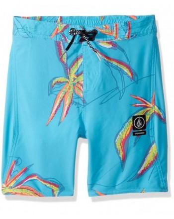 Volcom Tropic Elastic Little Boardshort