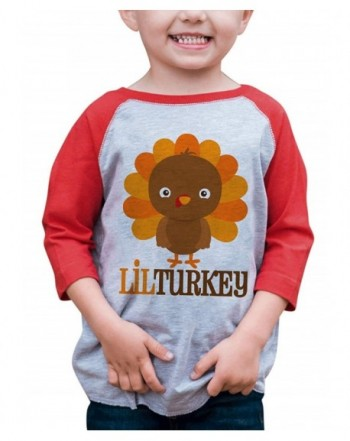 ate Apparel Little Turkey Thanksgiving
