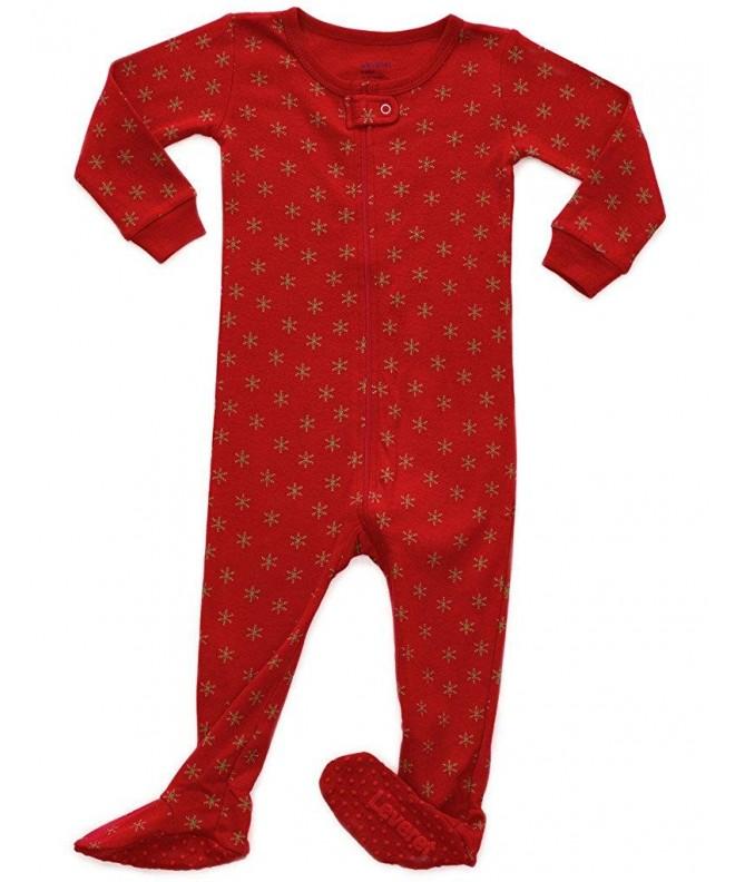 Leveret Christmas Pajamas Sleeper Months 5